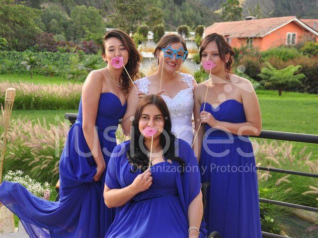 El matrimonio de Andres  y Camila  en Cota, Cundinamarca 14