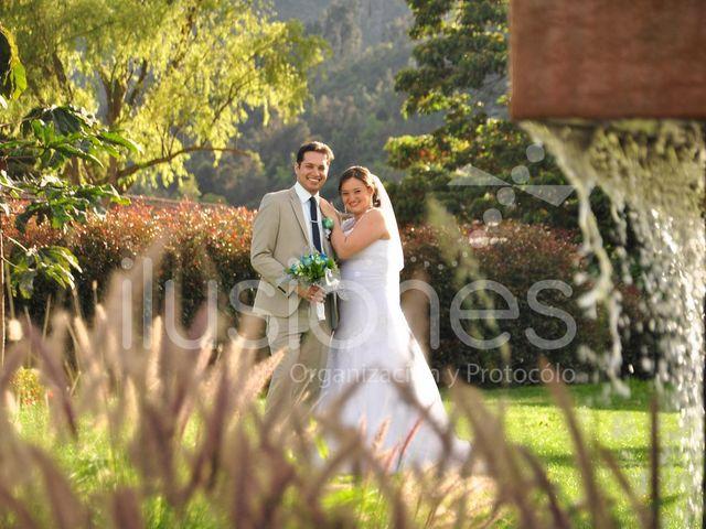 El matrimonio de Andres  y Camila  en Cota, Cundinamarca 17