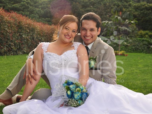 El matrimonio de Andres  y Camila  en Cota, Cundinamarca 18