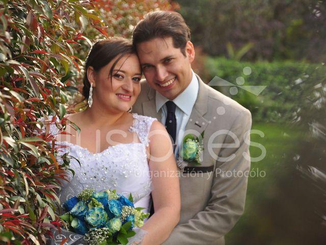 El matrimonio de Andres  y Camila  en Cota, Cundinamarca 19