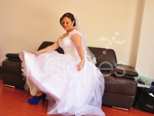 El matrimonio de Andres  y Camila  en Cota, Cundinamarca 25