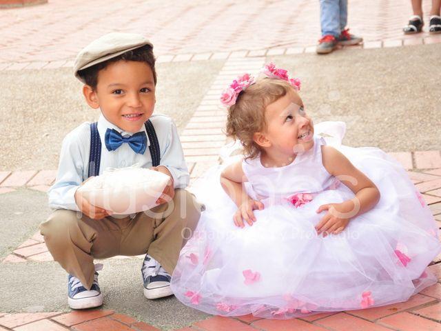 El matrimonio de Andres  y Camila  en Cota, Cundinamarca 27