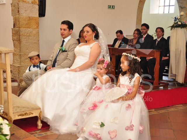 El matrimonio de Andres  y Camila  en Cota, Cundinamarca 28