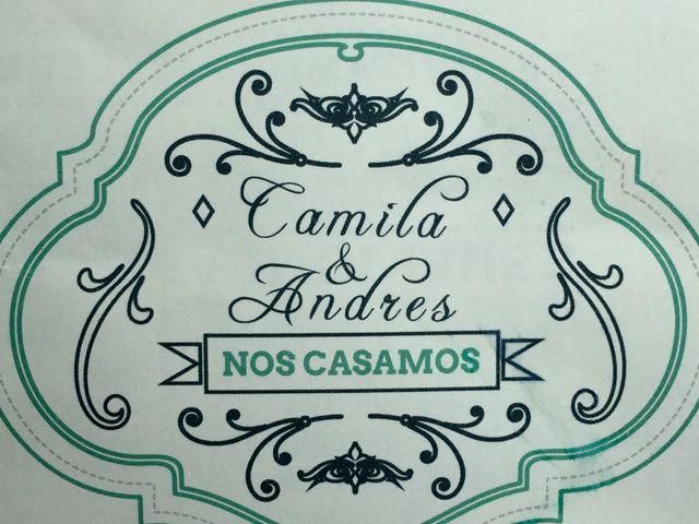 El matrimonio de Andres  y Camila  en Cota, Cundinamarca 31