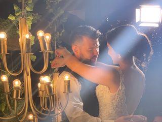 El matrimonio de Luisa  y Iván