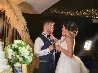 El matrimonio de Luisa  y Iván  2