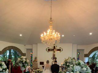 El matrimonio de Luisa  y Iván  3