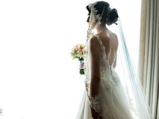 El matrimonio de Luisa  y Iván  1