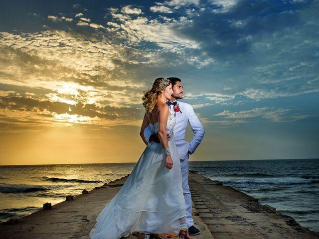 El matrimonio de Robins y Luz Helena en Barranquilla, Atlántico 1