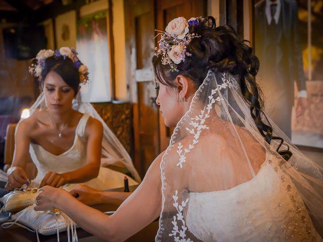 El matrimonio de Jorge y Carolina en Subachoque, Cundinamarca 1