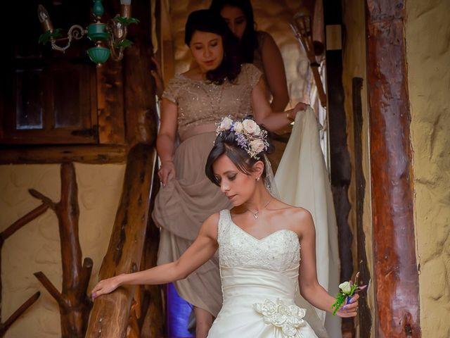 El matrimonio de Jorge y Carolina en Subachoque, Cundinamarca 12