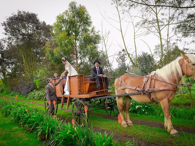 El matrimonio de Jorge y Carolina en Subachoque, Cundinamarca 20