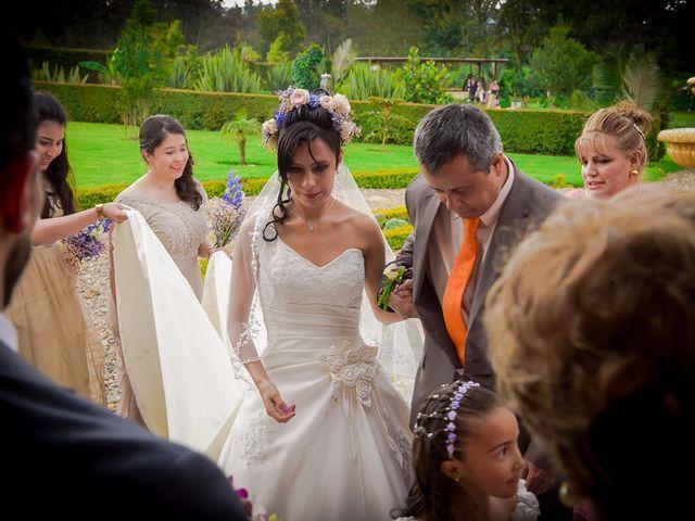 El matrimonio de Jorge y Carolina en Subachoque, Cundinamarca 23
