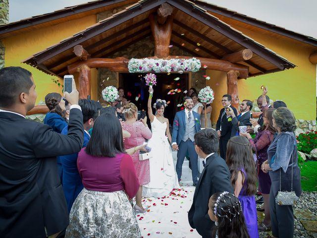 El matrimonio de Jorge y Carolina en Subachoque, Cundinamarca 34