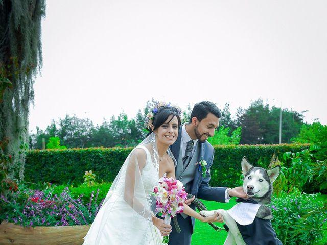 El matrimonio de Jorge y Carolina en Subachoque, Cundinamarca 35