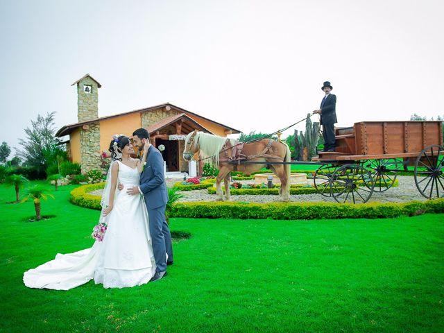 El matrimonio de Jorge y Carolina en Subachoque, Cundinamarca 37