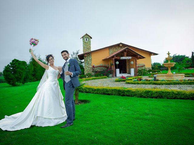 El matrimonio de Jorge y Carolina en Subachoque, Cundinamarca 38