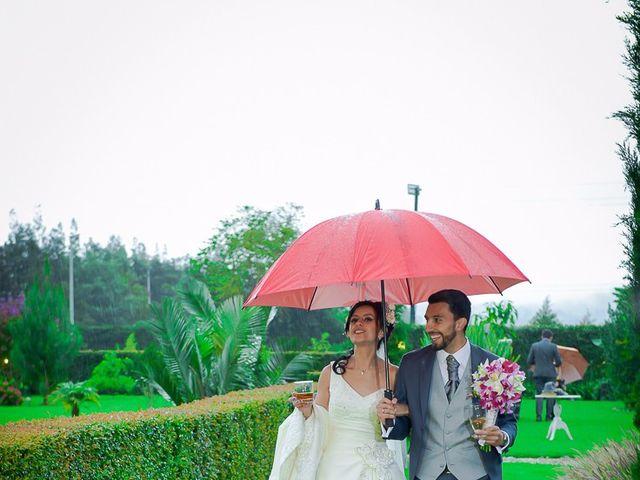 El matrimonio de Jorge y Carolina en Subachoque, Cundinamarca 39