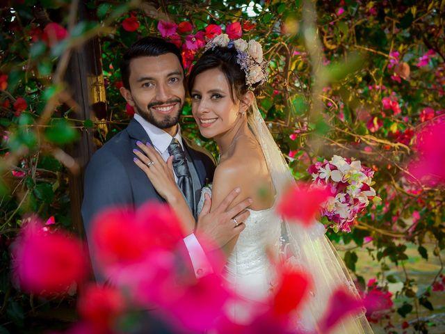 El matrimonio de Jorge y Carolina en Subachoque, Cundinamarca 42