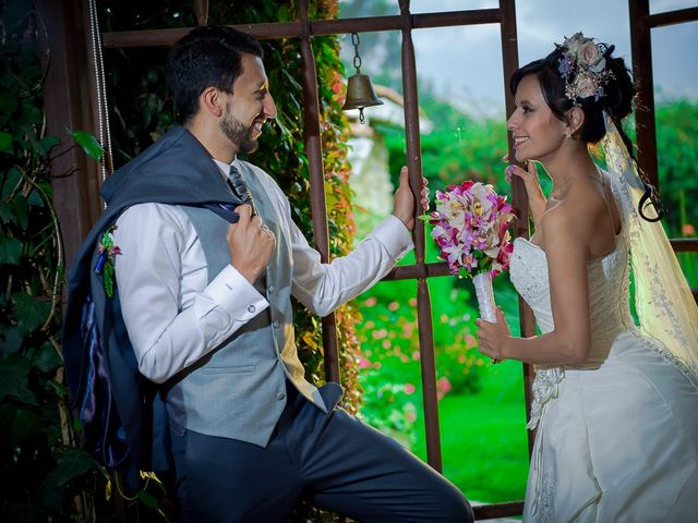 El matrimonio de Jorge y Carolina en Subachoque, Cundinamarca 48