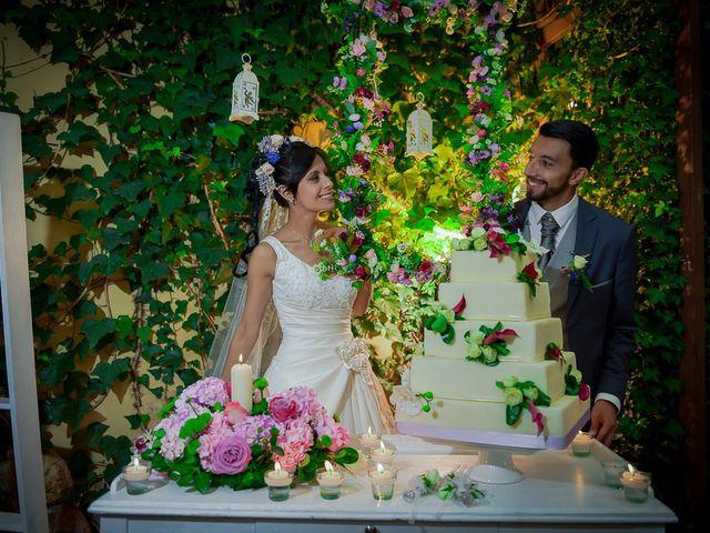 El matrimonio de Jorge y Carolina en Subachoque, Cundinamarca 50