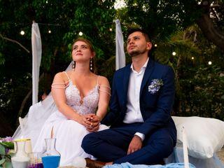 El matrimonio de Jonathan  y Liliana