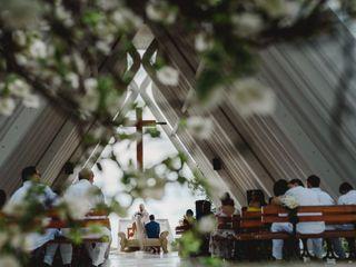 El matrimonio de Andrea  y Darío  1