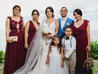 El matrimonio de Andrea  y Darío  3
