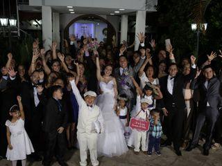 El matrimonio de Daysi y Fernan  1
