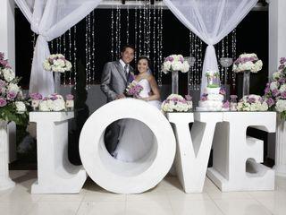 El matrimonio de Daysi y Fernan