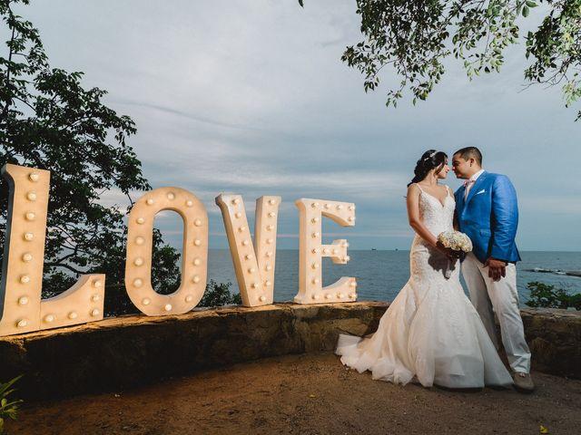 El matrimonio de Andrea  y Darío