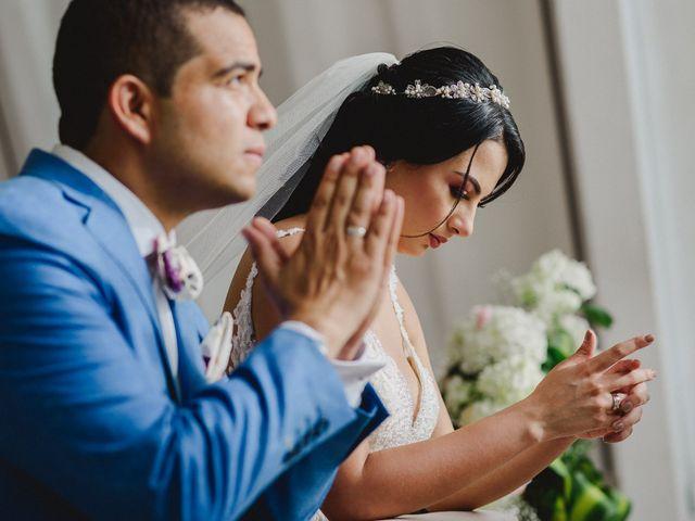 El matrimonio de Darío  y Andrea  en Santa Marta, Magdalena 4