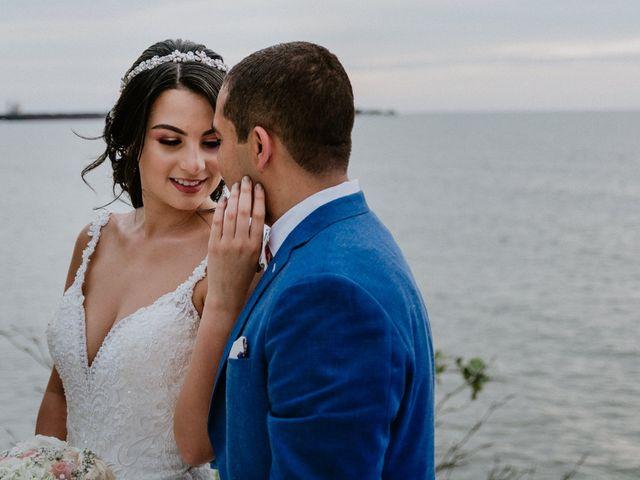 El matrimonio de Darío  y Andrea  en Santa Marta, Magdalena 6