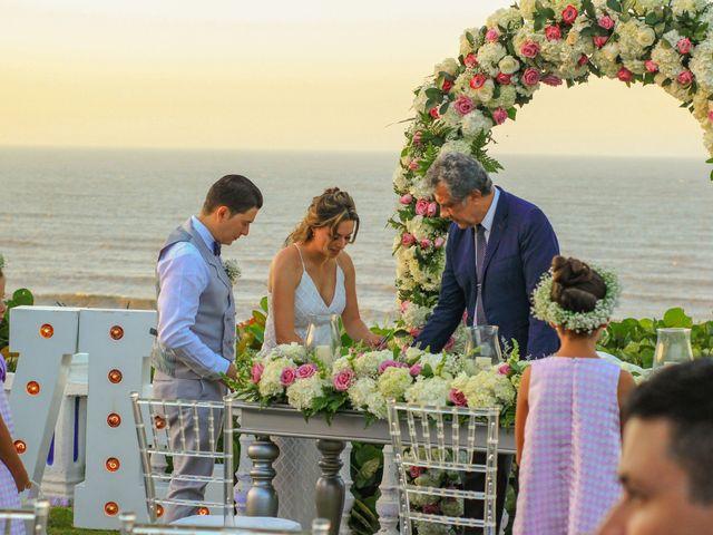 El matrimonio de Gustavo y Yina en Barranquilla, Atlántico 4