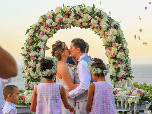 El matrimonio de Gustavo y Yina en Barranquilla, Atlántico 11