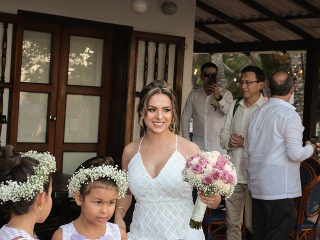 El matrimonio de Gustavo y Yina en Barranquilla, Atlántico 24