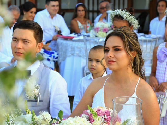 El matrimonio de Gustavo y Yina en Barranquilla, Atlántico 26