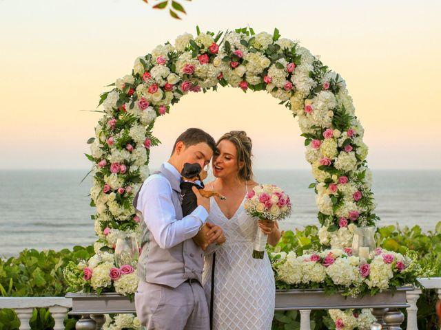 El matrimonio de Yina y Gustavo