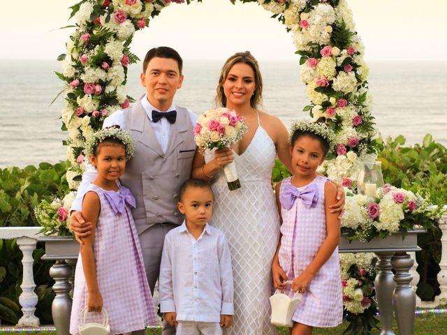 El matrimonio de Gustavo y Yina en Barranquilla, Atlántico 40