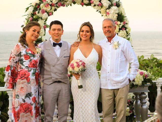 El matrimonio de Gustavo y Yina en Barranquilla, Atlántico 41