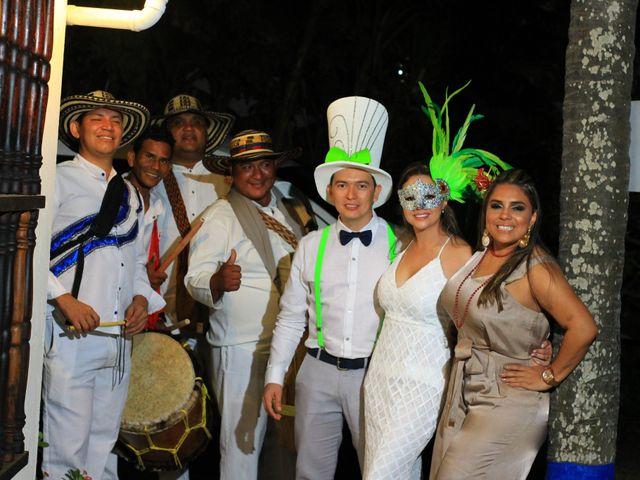 El matrimonio de Gustavo y Yina en Barranquilla, Atlántico 44