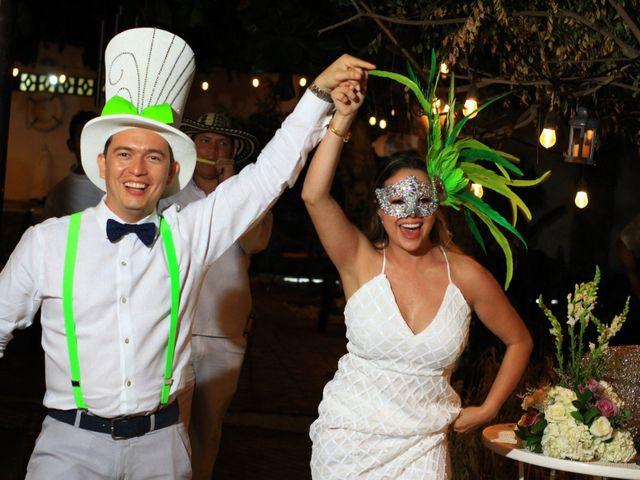 El matrimonio de Gustavo y Yina en Barranquilla, Atlántico 45