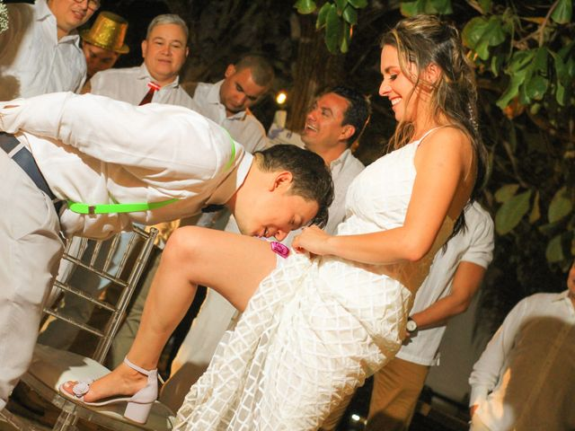 El matrimonio de Gustavo y Yina en Barranquilla, Atlántico 50