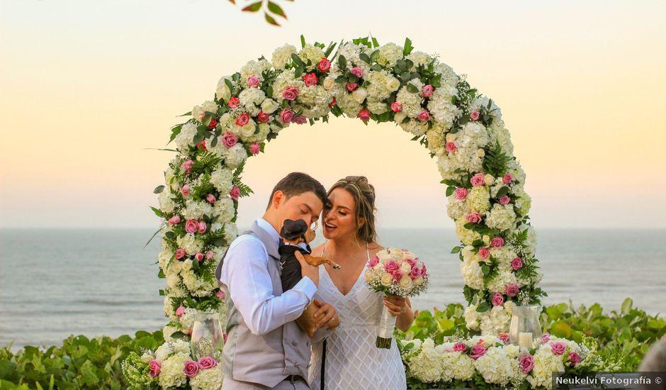 El matrimonio de Gustavo y Yina en Barranquilla, Atlántico