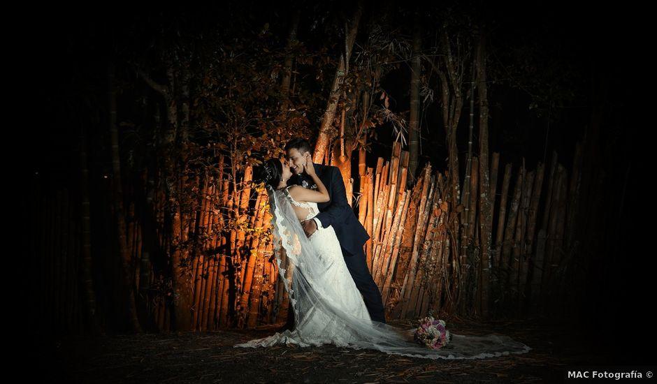 El matrimonio de Carlos y Pamela en Ibagué, Tolima