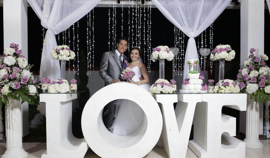 El matrimonio de Fernan  y Daysi en Floridablanca, Santander