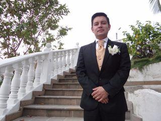 El matrimonio de Zulay y Luis 3