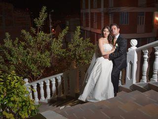 El matrimonio de Zulay y Luis