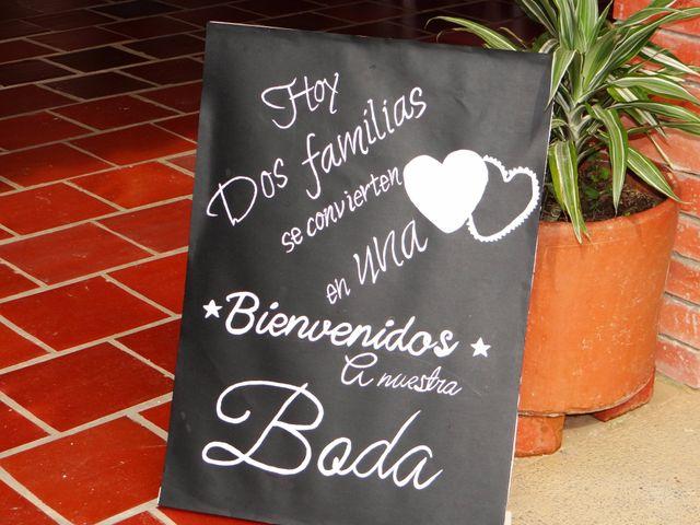 El matrimonio de Luis y Zulay en San Gil, Santander 4