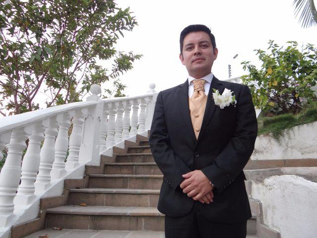 El matrimonio de Luis y Zulay en San Gil, Santander 5